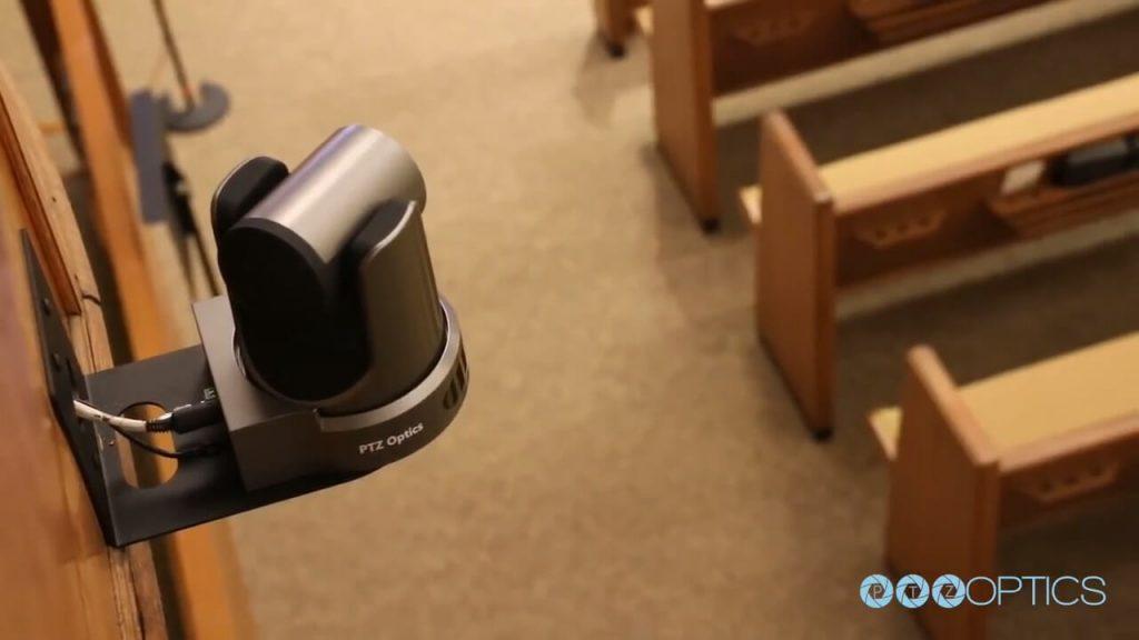 church-ptzoptics-camera