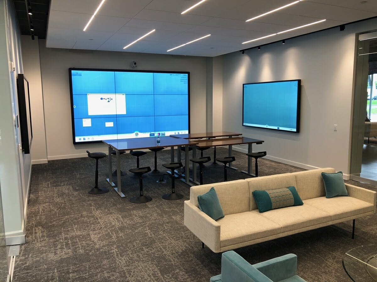 corporate video wall 2