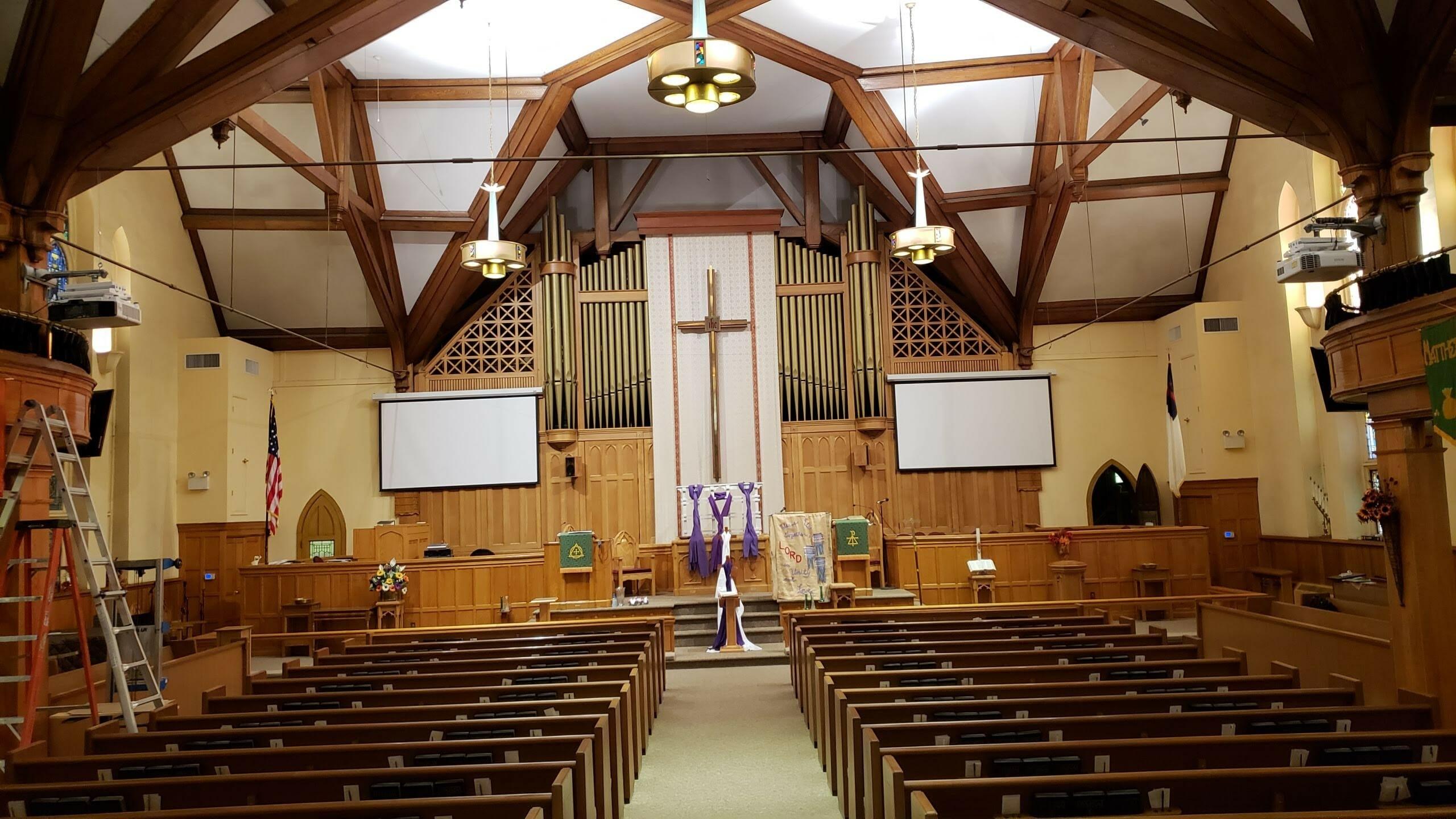 olivet church 4