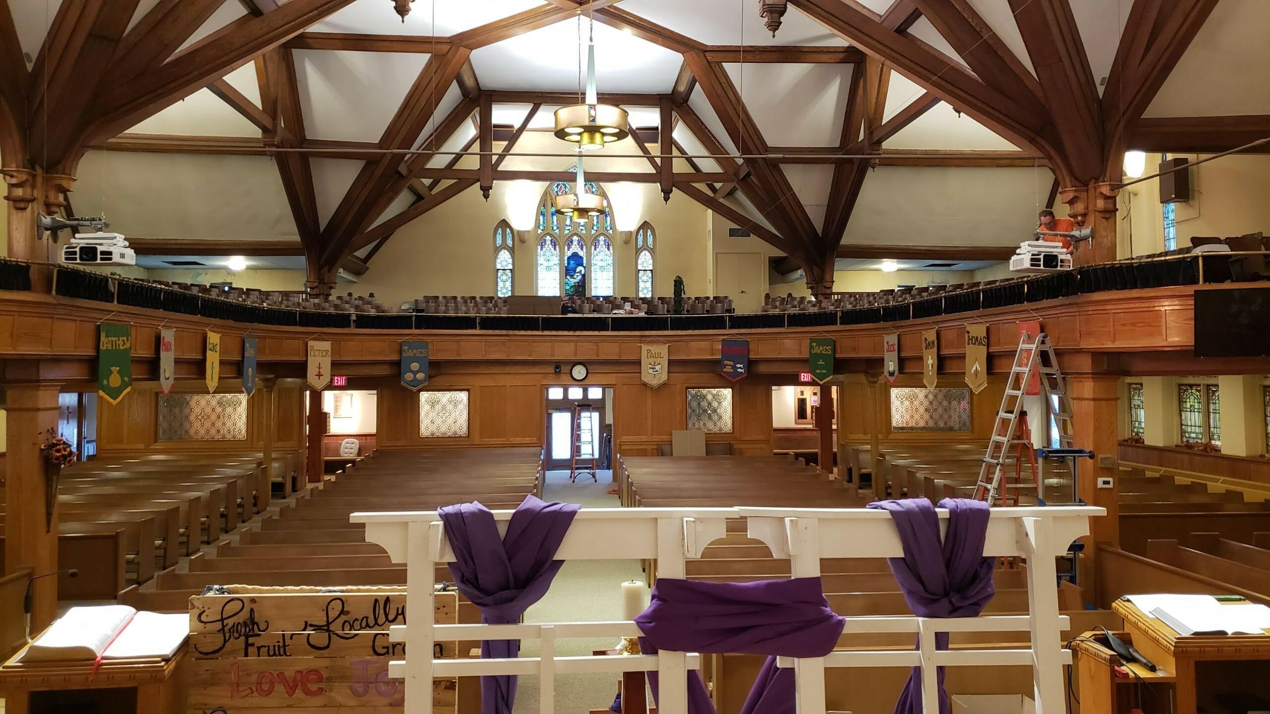 olivet church 5